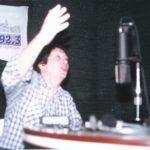 """1998 - FM CIUDAD. Unipersonal de Serrentino: """"Tardecitas porteñas""""."""
